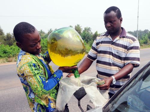 Benin Getting Gas