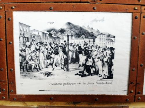 Benin Porto Novo Slave Museum