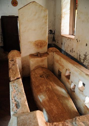 Benin Porto Novo Roi Toffa Palace King