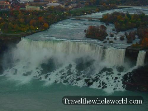 Canada Niagara Falls West Falls