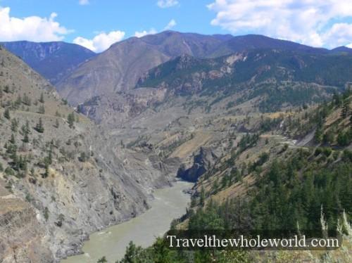 Canada Faser Canyon