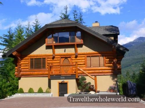 Canada Whistler Cabin