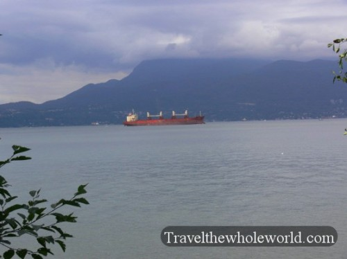 Canada Vancouver Ship