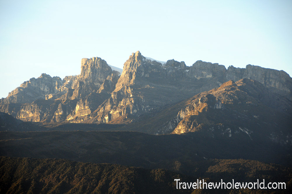 Carstensz Pyramid The Highlands