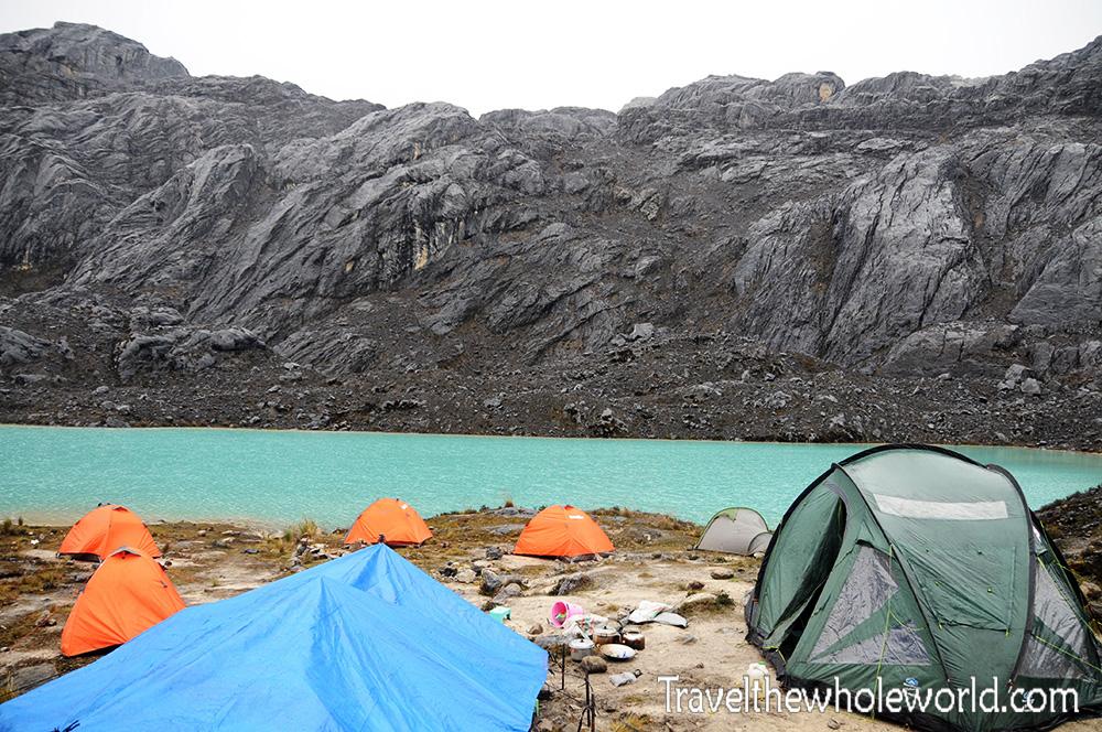 Carstensz Pyramid Base Camp V 5