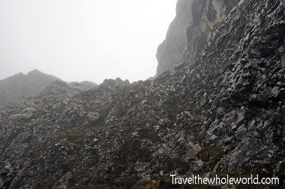 Carstensz Pyramid Highlands Drop