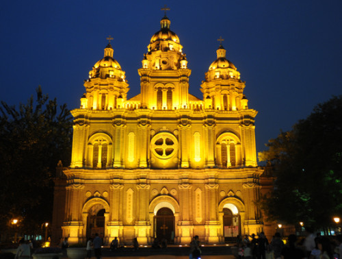 China Beijing St Joseph Church
