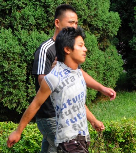 China Beijing Thief