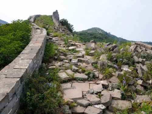 China Great Wall Ruins