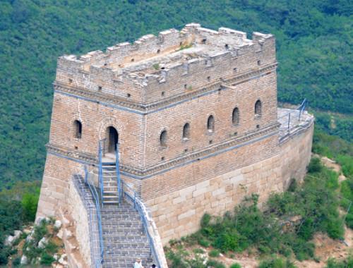 China Great Wall Tower