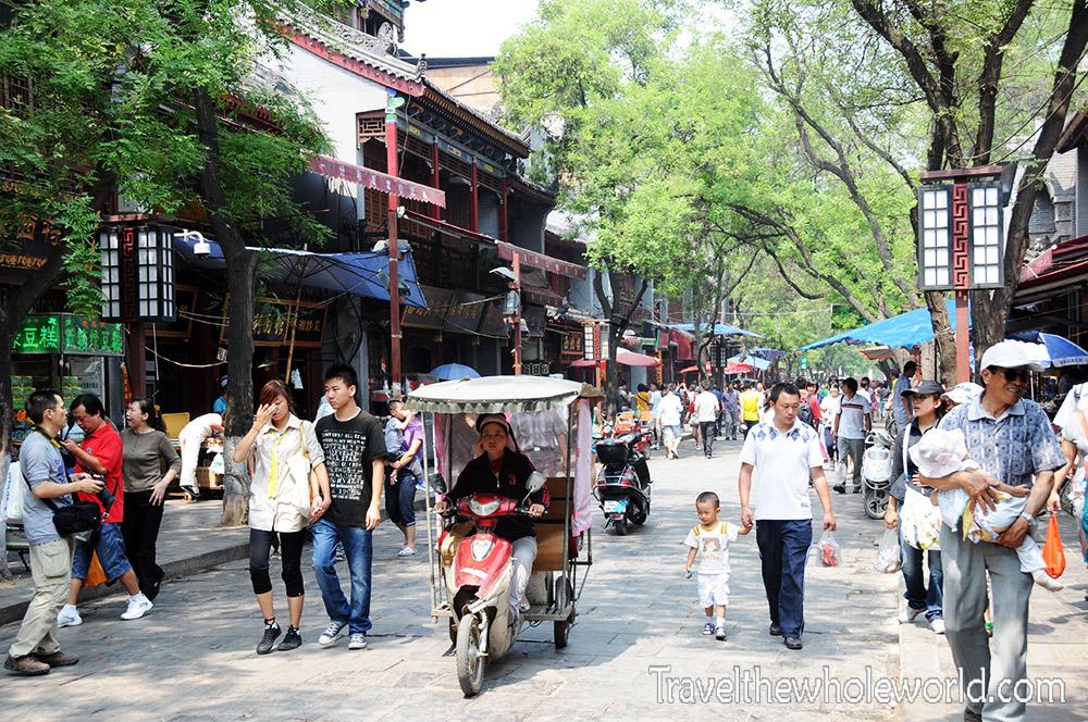 China-Xian People