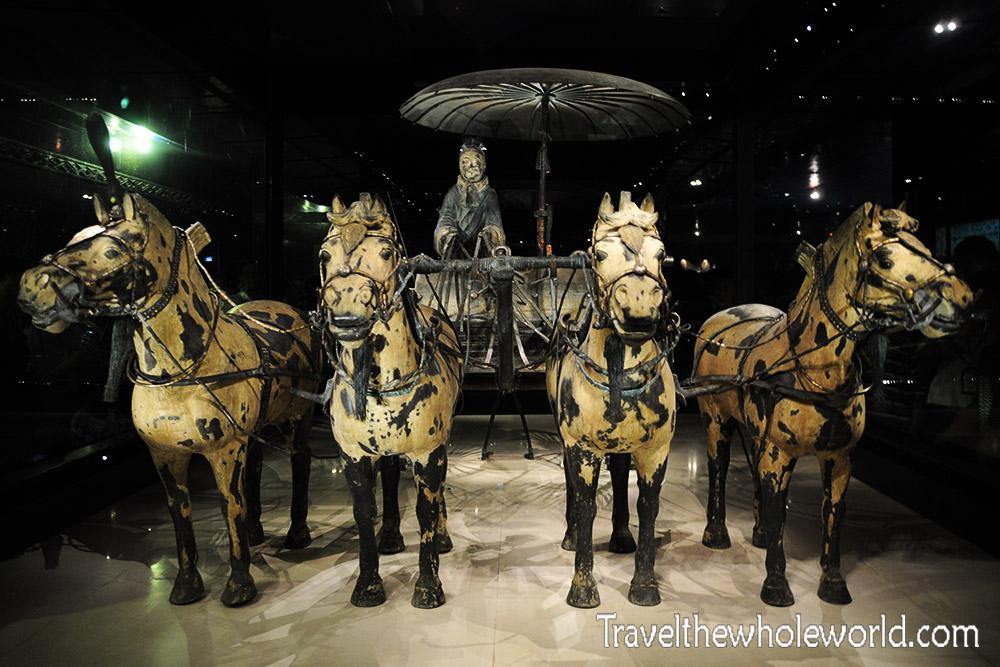 China Xian Terracotta Warriors Museum