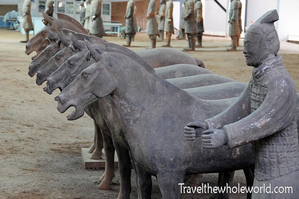 China Xian Terracotta Warriors