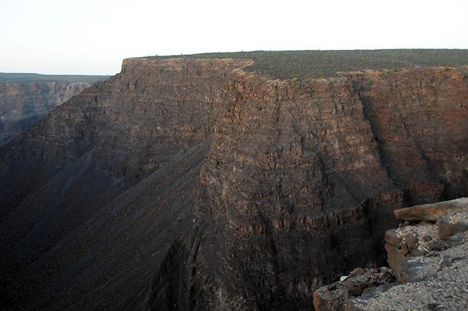 Djibouti Canyon