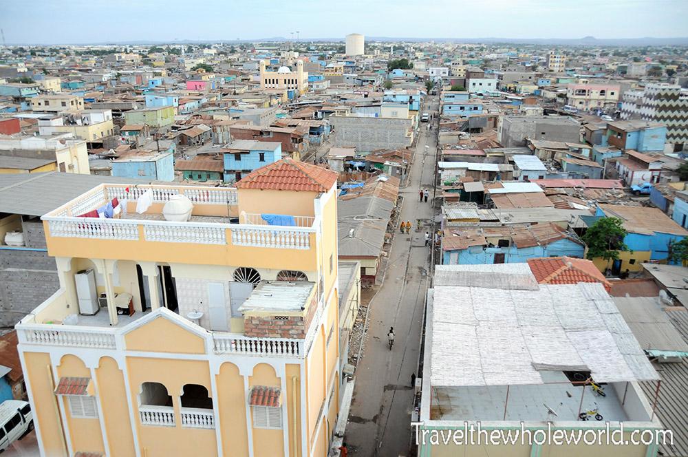 Djibouti Downtown