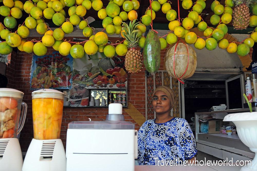 Djibouti Juice Bar