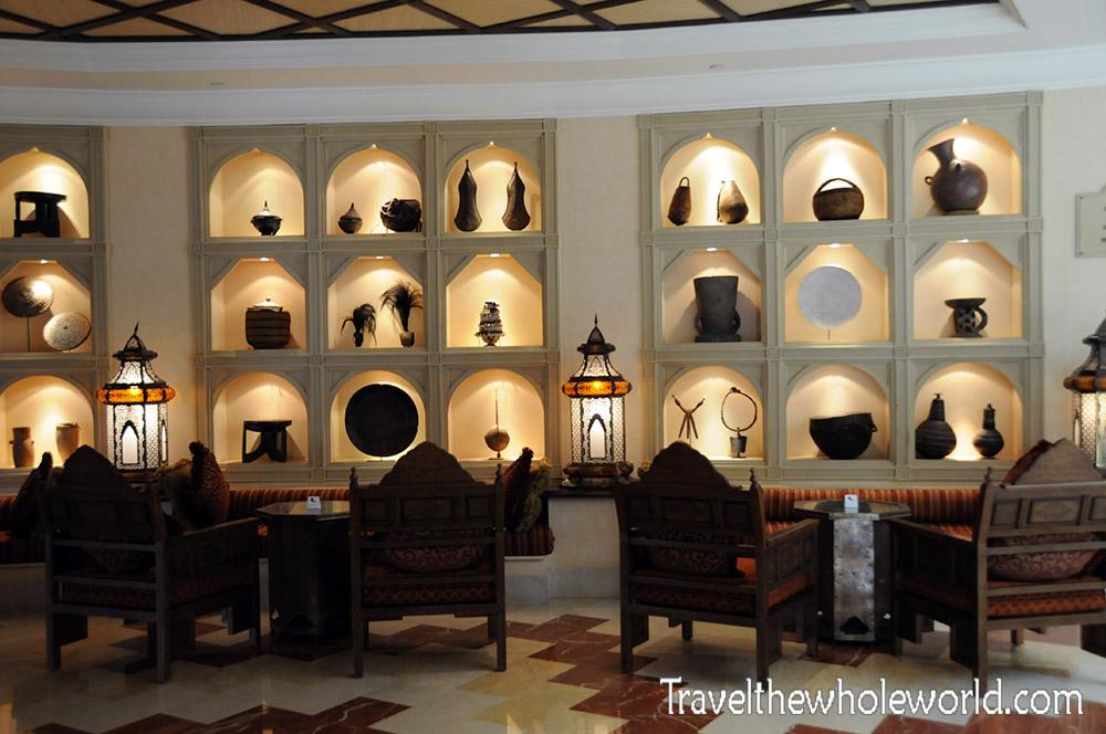 Djibouti City Kempinski Palace Lounge