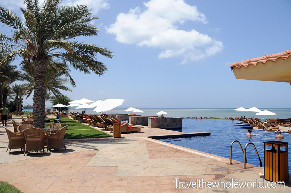 Djibouti City Kempinski Palace Pool