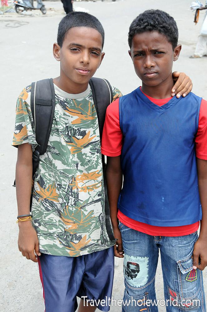 Djibouti City Kids