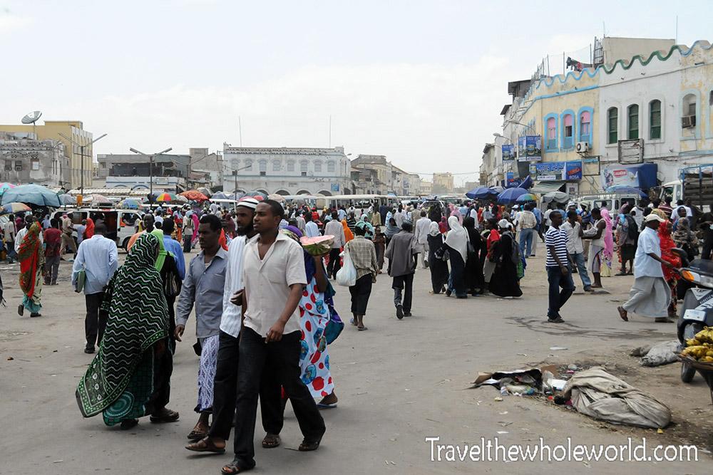 Djibouti City Market