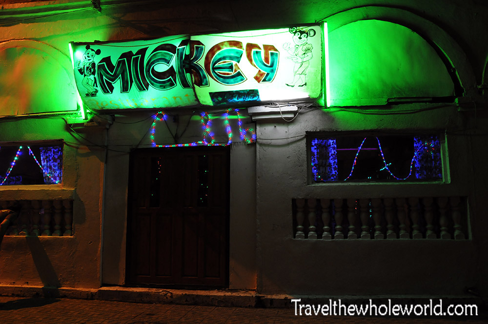 Djibouti City Club Mickey