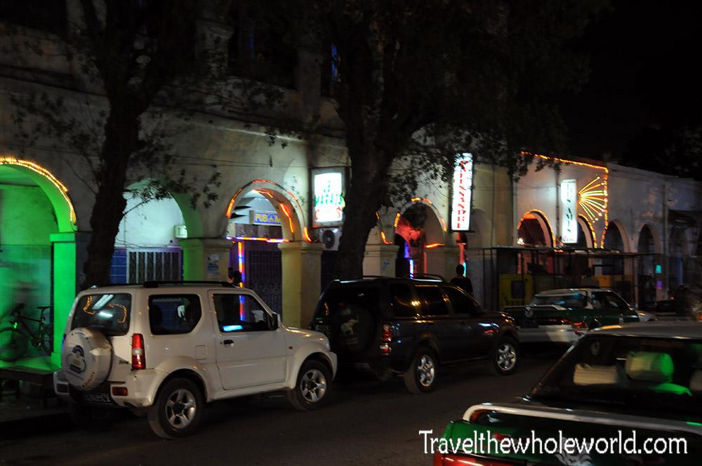 Djibouti City Night Life