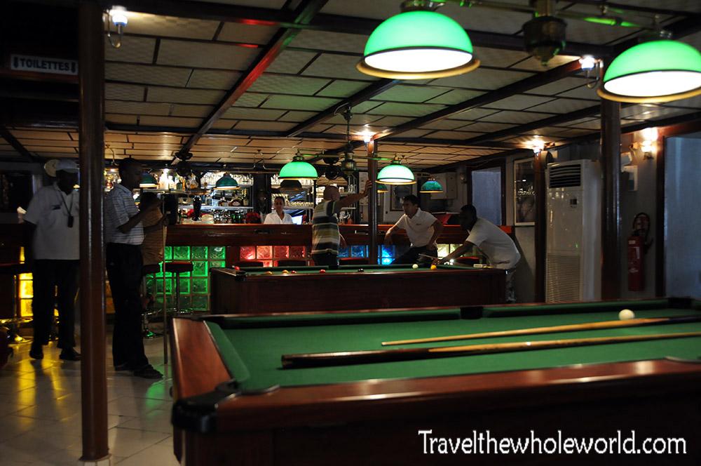 Djibouti City Pool Tables Hall