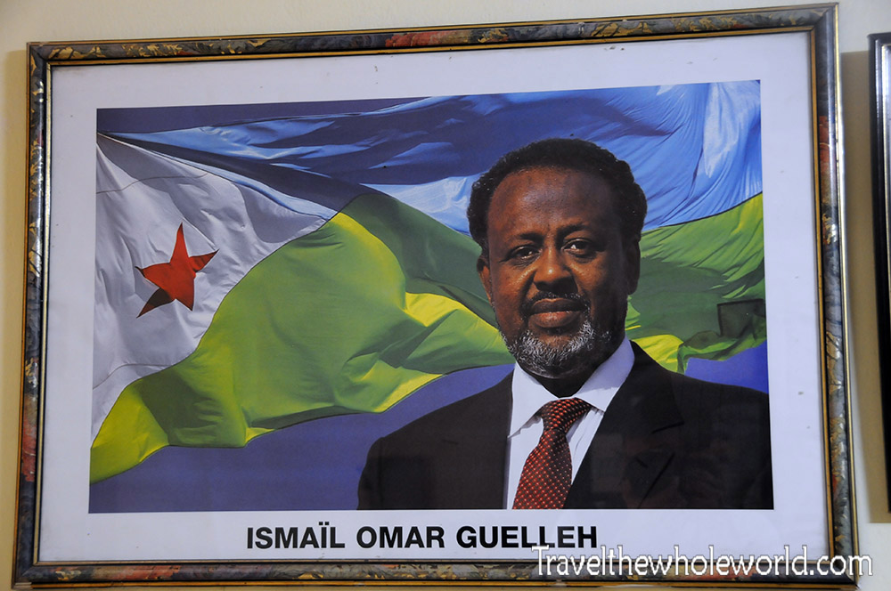 President Ismail Omar Guelleh
