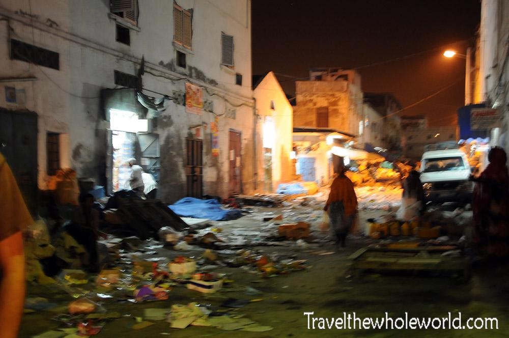 Djibouti Trash Alley