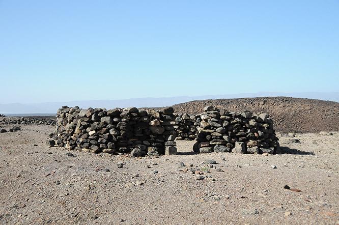 Djibouti House Stone