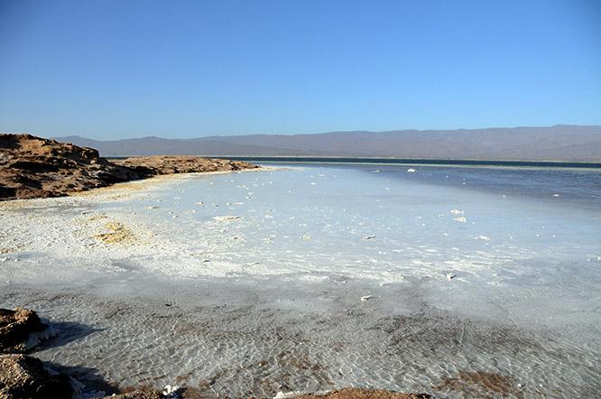 Djibouti Lac Assal