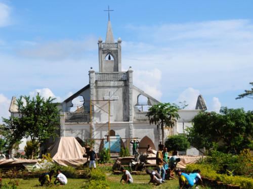 East Timor Dare Church
