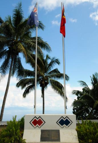 East Timor Dare World War II Memorial