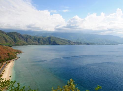 Dili's Coast