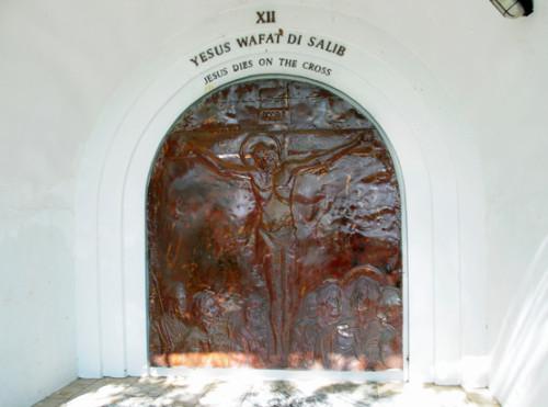 East Timor Dili Cristo Rei