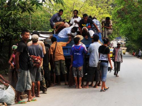 East Timor Public Transportation
