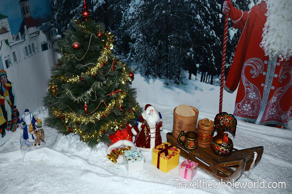Finland Rovaniemi Santa Claus Village Museum