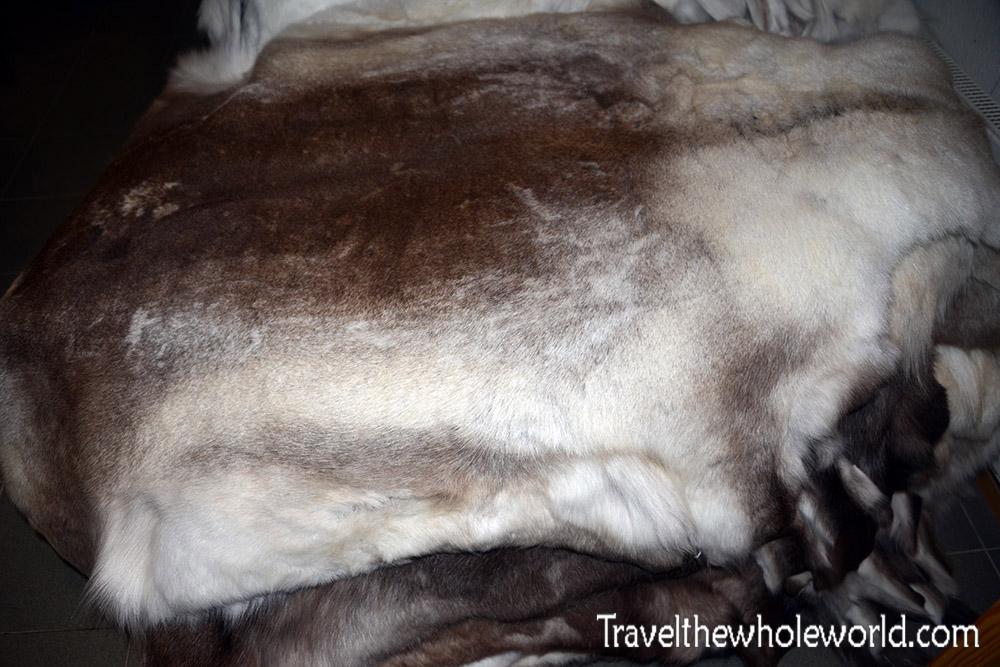Finland-Rovaniemi-Christmas-Village-Reindeer-Skins