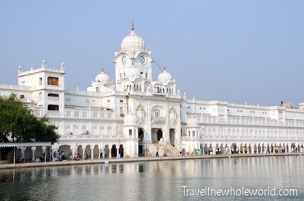 India Golden Temple Chowk Ghanta Ghar