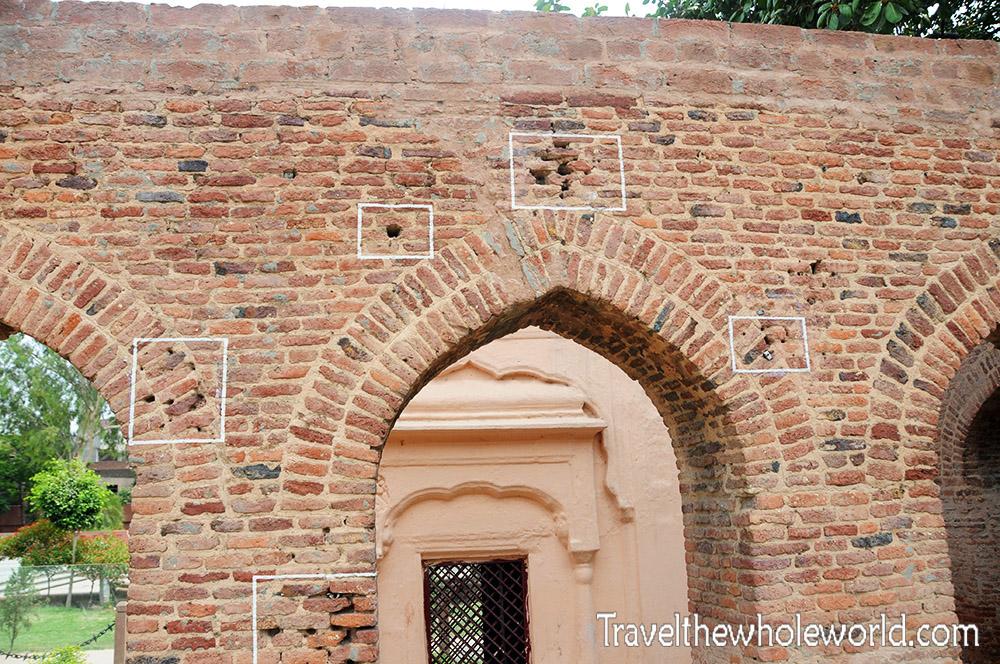 India Amritsar Massacre Bullets