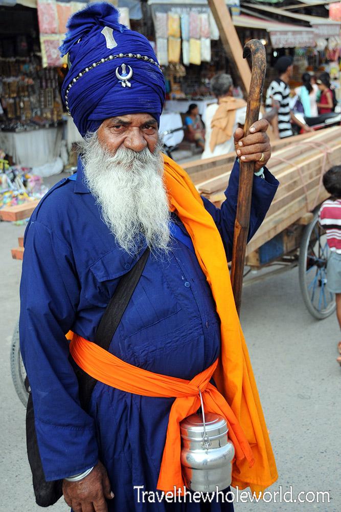India Armitsar Golden Temple Chowk Ghanta Ghar