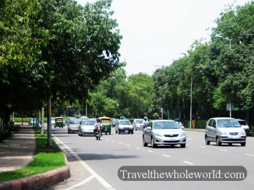 India New Delhi Clean Areas