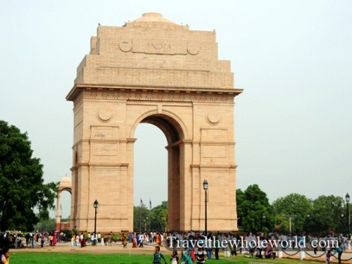 India New Delhi Gate