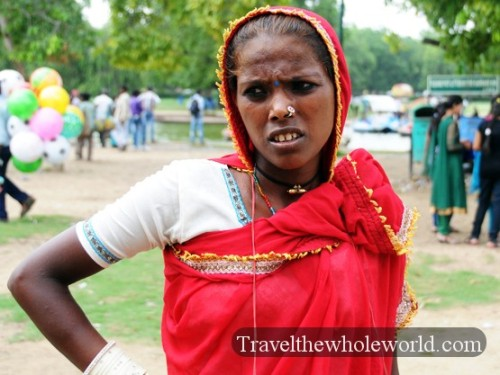 India New Delhi Woman