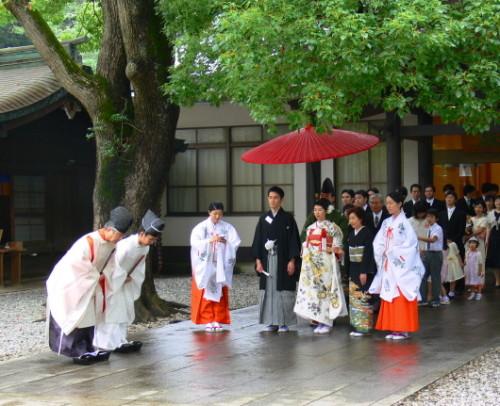 Japan Meija Jinku Ceremony