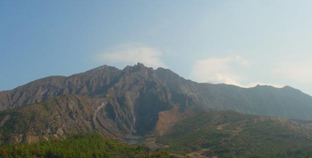 Japan Sakurajima
