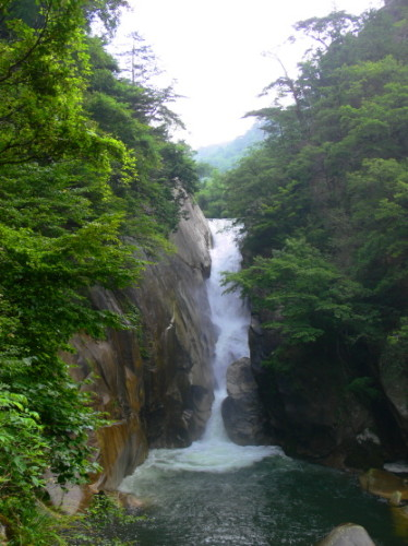 Japan Shosenkyo Falls