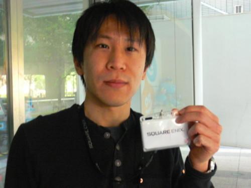 Japanese Game Designer