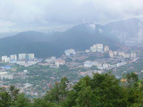 Malaysia Penang Hill View