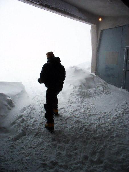 Me Mt Washington Observatory